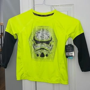 Boys Star Wars shirt